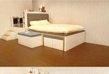 Lägenhets inspiration / Smarta lösningar för litet boende med barnen...