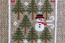 borduren kerst 2