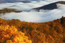 Fall Trip Ideas