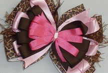 ∞ Hair Bows ∞ / by Krissa Powers