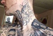 Chicano tatoo