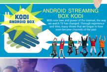 Android Streaming Box Kodi /  Several media possibilities that the Internet offers are now gradually making cable television to be obsolete. It is a simple fact that it's not every programme that you like to watch on your local TV stations, but with your Internet connection you are in control of what you want per time. Look at this web-site http://www.thestreamworld.com/ for more information on Android Streaming Box Kodi. Follow us : http://uid.me/kodiandroid_box