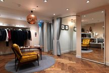 Jigsaw, Cobham store design by Barber Design Consultancy