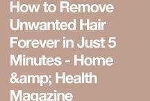 hårborttagning