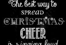 Christmas / by Morgan Propst