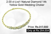 Diamond Choker & Colliers!! /  Find the perfect Diamond Choker & Colliers for you or Love of your life.