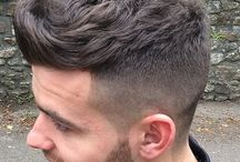 Men's haircuts and hairstyles