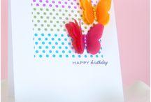 Cards / by Lois Bouma
