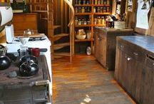 Cabin Kitchen / by Heather Bruggeman