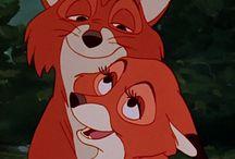 Tod Disney fox