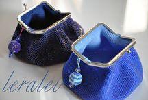 Бисерные сумочки