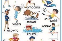Maori reo & other