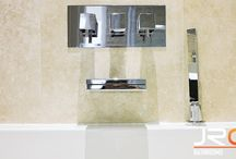 JRC Bathroom Taps - The finer details count! / A selection of bathroom taps from recent projects completed by us!