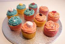 CUPCAKES / Conoce nuestros ricos cupcakes de muchos sabores y colores diferentes.