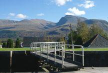 Must See Scottish Mountains / Scottish Mountains