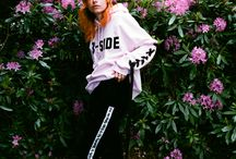 B-side Womens Sweatshirts & Hoodies