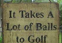 Golf / by Kathy Ashton