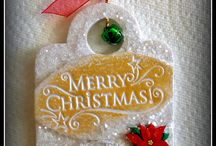 Christmas Decorations and fun stuff. / Hand made ornaments, decorations and fun stuff. / by Bonnie Kreger