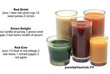 Tips for Juicing + Smoothies / Integrative Wellness Group supports the endless benefits of juicing organic fruits and veggies!