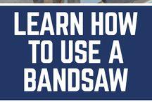 Woodshop - bandsaw
