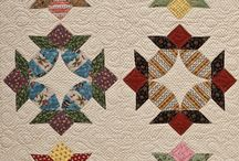 My quilt stuff 7 / by Leah Webb
