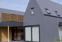 Fibre Cement Slates / A selection of our favourite case studies using our Fibre Cement slates.