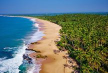 Playas en las que renacer / En lo más profundo de tu ser, sientes que la playa es lo más cerca que vas a estar del jardín del Edén. Se dice que allí fue donde nacimos, así que aquí, en la Tierra, es en ellas donde renaceremos.