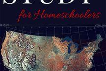 Homeschool: US Geography