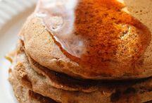 Recipes - breakfast ideas / Meat free and dairy free breakfast ideas.