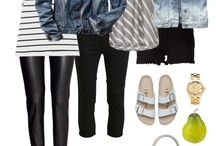 Outfits / by Monica Diaz