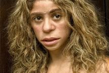 Early Hominids / Prehistoric Humans, particularly those whose DNA are still present in modern humans.