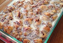 French toast  / Casserole
