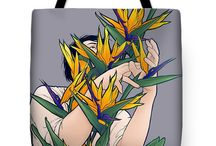Phone case/Bags design by Paola Morpheus