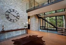 Luxury Rustic Mansion