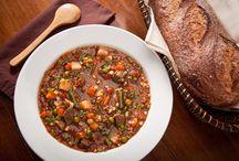 Soups / by Rachel Jimenez