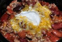 Chili / by Ann Malone
