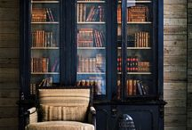 Library at Home , bibliotecas ,