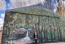 Street Art / Los mejores ejemplos de grafittis y arte urbano callejero.