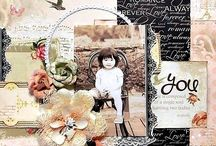 My Creative Scrapbook DT projects