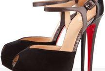 Shoes / Shoe addict  / by Anabel Ramirez