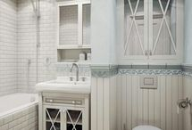 Ванная комната + туалет 1 этаж