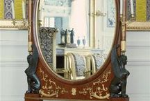 Mobilier style empire