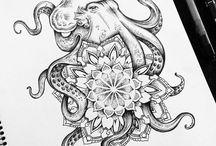 Tattoo's / Mooi