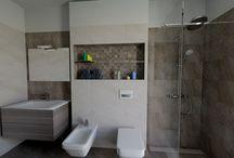 Bathroom 3D plans