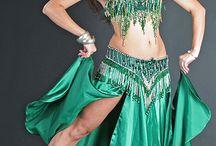 costume for oriental dance / восточный танец - костюм