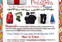 Fanatic's Christmas List