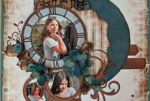 My favorite Scrapbooking Pages / by Pat Agnew