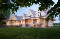Refined Nantucket Showhouse