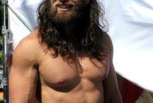 Dat beard tho