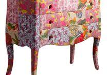 Repurposed furniture